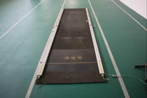 阳信县4000多名考生参加中考体育测试