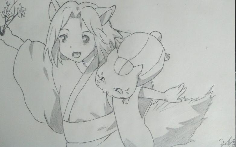 手绘漫画人物教程_怎么画好素描