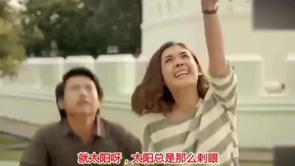 搞笑的泰国广告,看一次笑一次