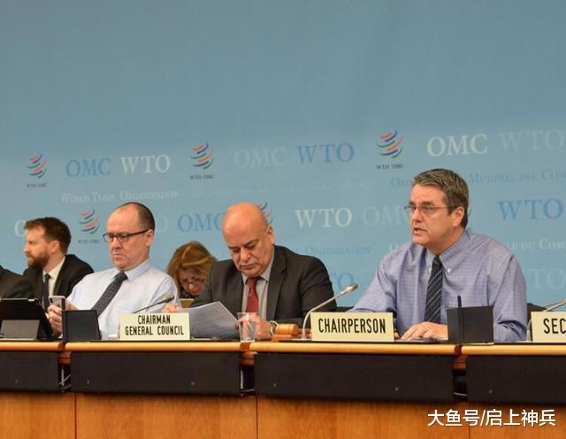 唯一一名美国法官辞职,WTO上诉机构瘫痪,全球70年成果被破坏