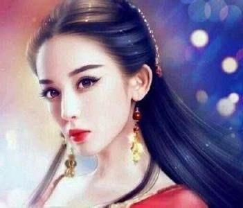 古装女星手绘图杨幂, 赵丽颖比不过娜扎最美不过古力娜扎?