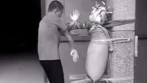 咏春拳木人桩基本打法 在家即可练习