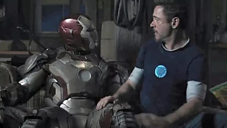 史塔克摧毀戰甲之日, 真正的鋼鐵俠誕生之時