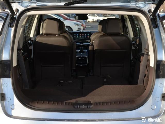 主销车型预售15-18万 吉利嘉际3月11号上市(图18)