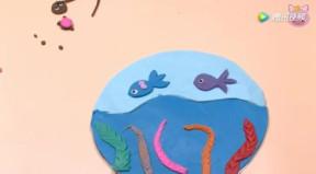早教培乐多彩泥 diy手工制作彩泥海底世界 粉红猪小妹奥特曼图片