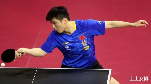 好消息,所以国乒男单提前锁定一个决赛席位,樊振东还要继续调整状态