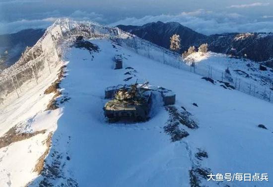 印度不高兴了? 中国造坦克现身巴铁边境3600米雪峰 多国高度关注