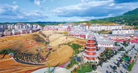 贵州新兴景区,中国最美休闲度假目的地 地点:油杉河旅游区位于大方县
