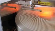 原来米线是这样制作的,让人感觉很神奇的米线机,制作过程看着很舒服