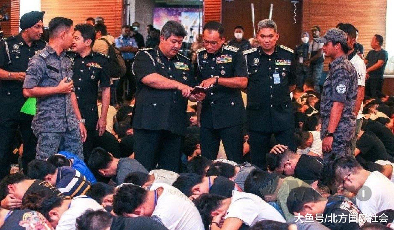 马来西亚逮捕680名中国人, 还有100多人跑了, 这些人专坑自己同胞