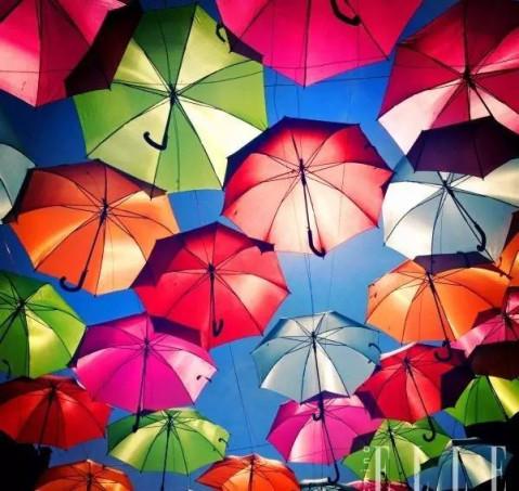 国庆节, 100000把七彩洋伞, 打造漯河最美天空, 90后年轻人要破吉尼斯