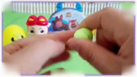 粉红猪小妹与比得兔一起学习拆玩具盒,爱探险的朵拉 猪猪侠