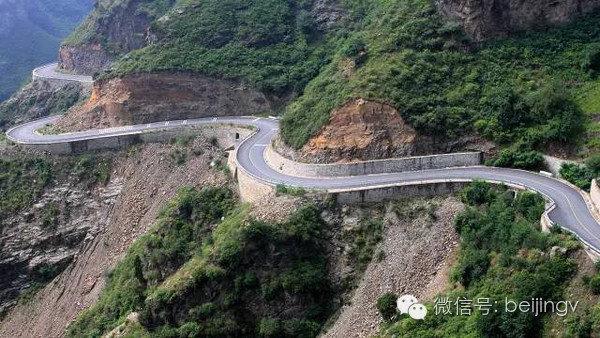 北京最美乡村公路 骑行看风景 - 微信奴