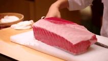 这么顶级的鱼肉,还是第一次见,忍不住流口水!