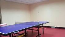 一个人在乒乓球馆,无聊到炫技——请问刘国梁还招人吗?哈哈哈~