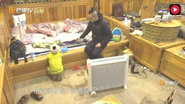 爸5: 小春自我检讨,呢字爆发,杜江给嗯哼挖坑,小小春说喜欢他