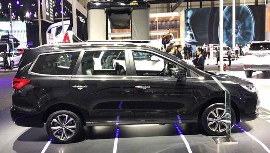 国产MPV黑马,起售价5万元,还买什么宝骏和五菱宏光?