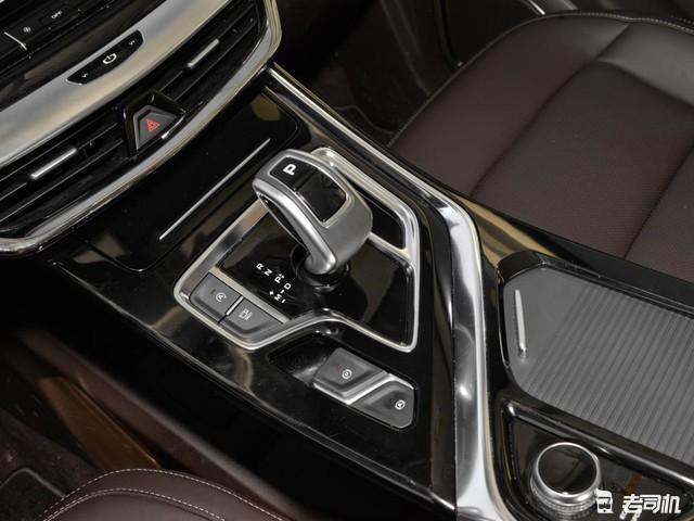 主销车型预售15-18万 吉利嘉际3月11号上市(图8)