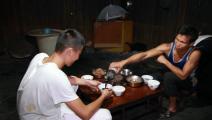 儿子亲自做菜给父母吃,一锅竹笋煮排骨,这才是浓浓的家乡味