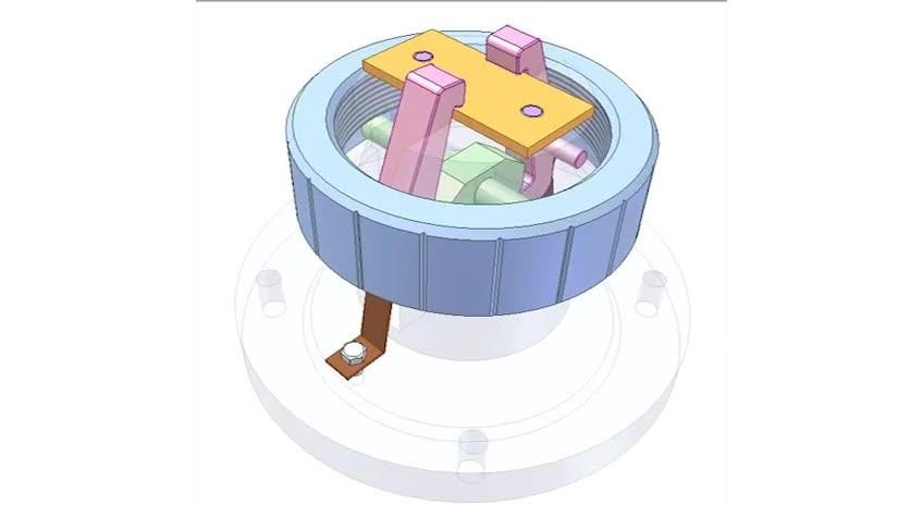 科技奇趣: 机床夹具一