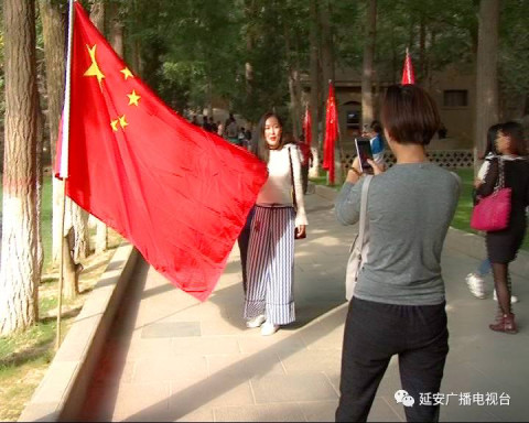 精神之旅 延安红色旅游吸引全国各地游客