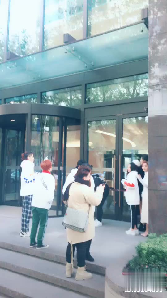 上海站各组 拍比赛视频花絮