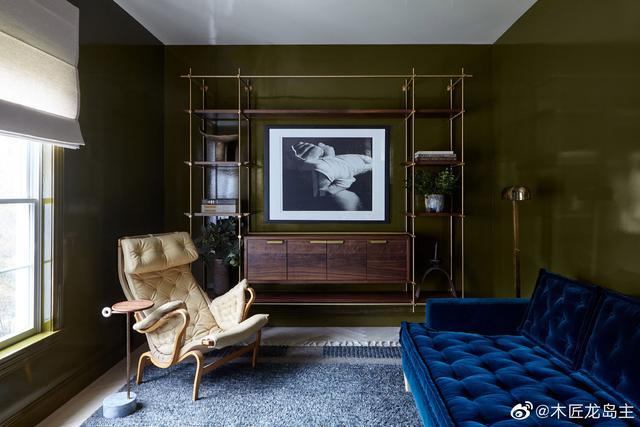 《沉睡谷》住宅由卫莱·塔林斯曼进行大规模改造 美国设计师卫莱·塔
