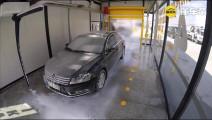 智能洗车时代来了,6分钟洗一辆车,太舒服了