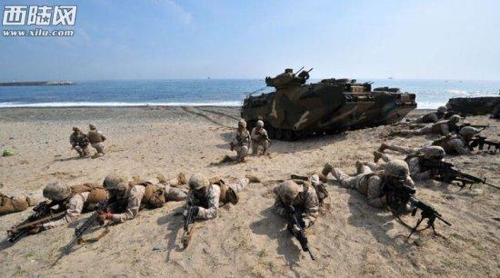 美韩30万军练斩首, 中国3大集团军开赴中朝边境 - 夏季草原 - 夏季草原的博客