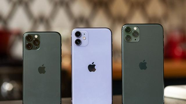2020年苹果或推出4款5G手机, 5G芯片可能不会是自研的