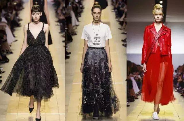 今夏仙气十足的纱裙才是主流, 因为显瘦 3