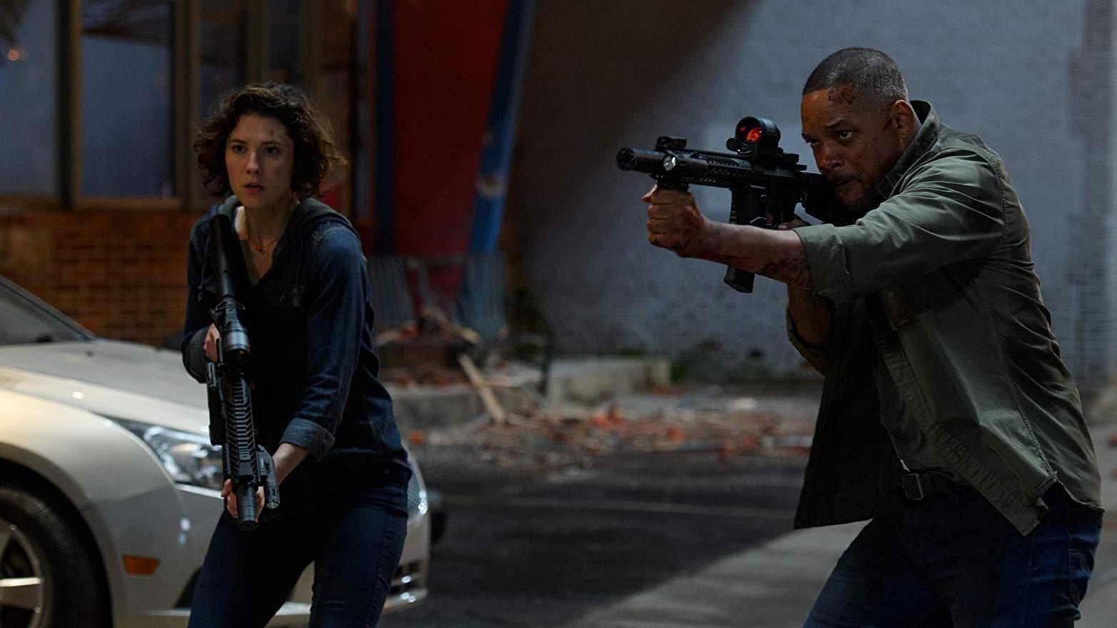 《雙子殺手》李安和史密斯的強強合作
