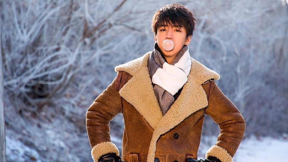 韩寒成名作将拍电影,王俊凯搭档任敏?颜值与演技都有了