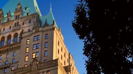 加拿大温哥华全景城市旅游宣传片(6144)1080P