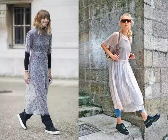 今夏仙气十足的纱裙才是主流, 因为显瘦 39