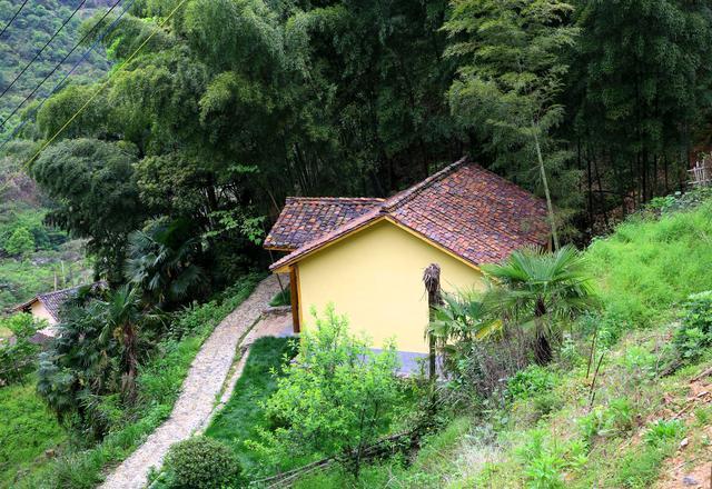 而位于江西上饶横峰的新篁,竹林茂盛,溪水淙淙的乡村,既有忱溪而居的