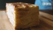 风靡整个法国的苹果隐形蛋糕,高格吃法,口感棒极了