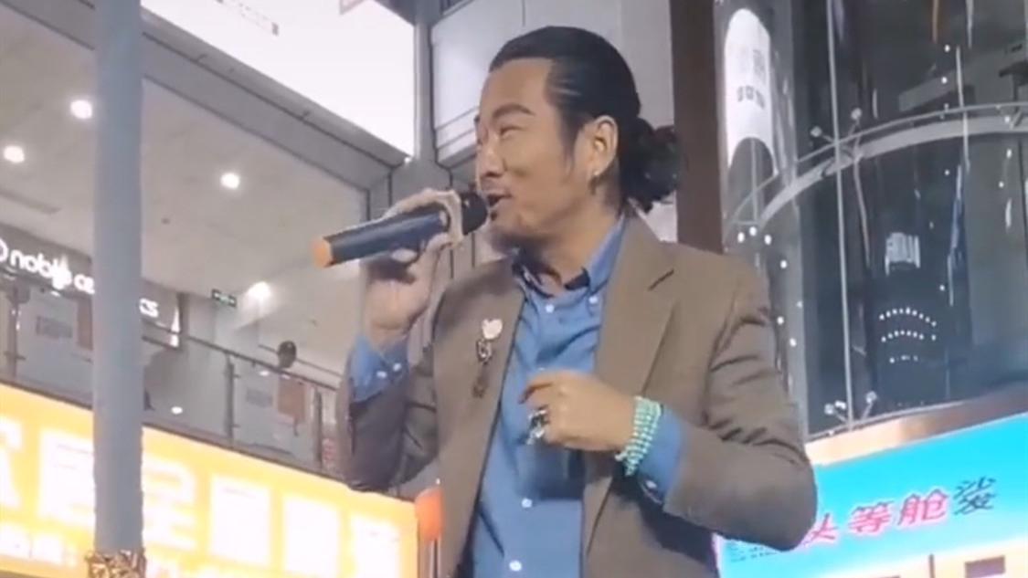 """""""最帅杨逍""""孙兴太落魄,商场走穴无人理,被曝2800元唱5首歌"""