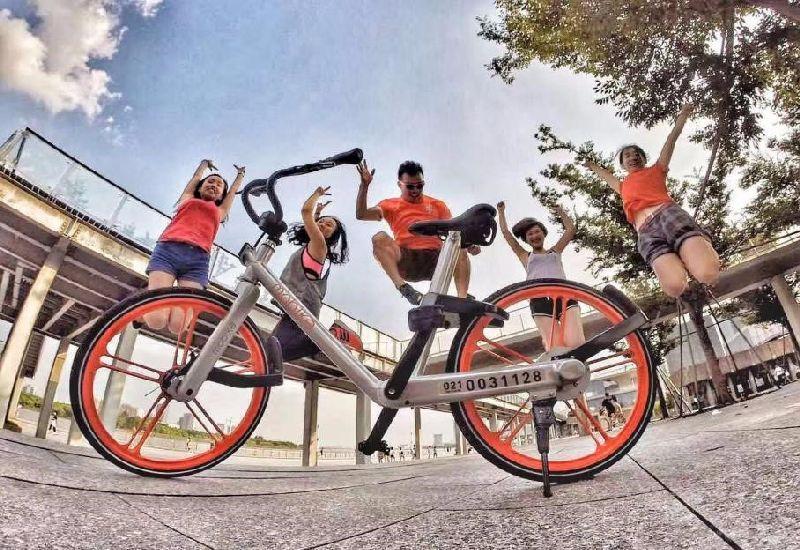 摩拜单车与汉能合作薄膜太阳能项目