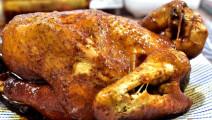 炖鸡吃烦了别急,把大肥鸡往锅里一扔,一出锅全家人抢得满手是油