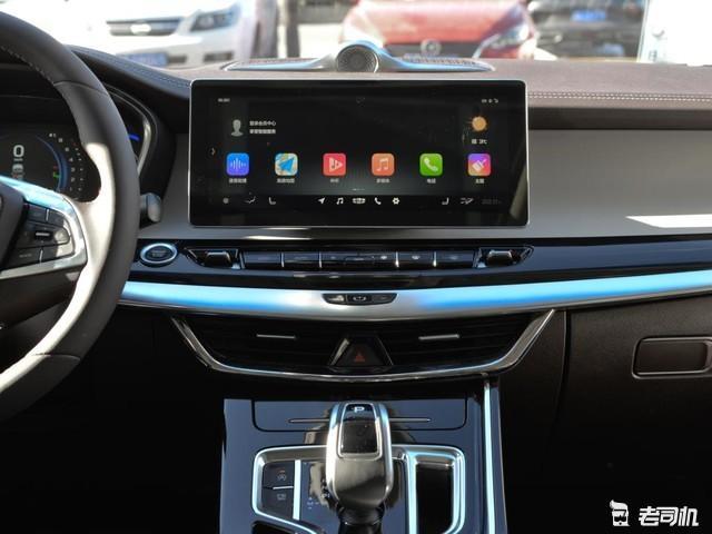 主销车型预售15-18万 吉利嘉际3月11号上市(图7)