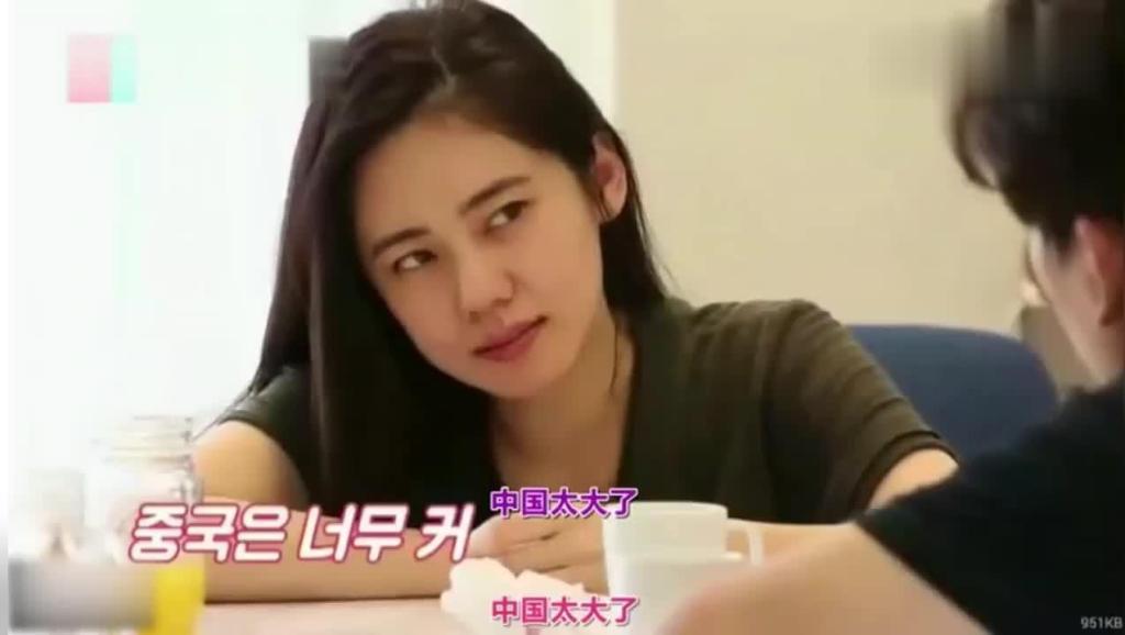 """秋瓷炫坦诚: 我不想和中国演员结婚,于晓光回答让韩国人""""笑翻"""""""