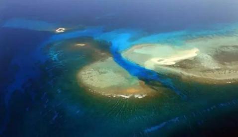 认为西沙群岛有着磷矿,贝壳,棕树等丰富的自然资源,可供开发的空间