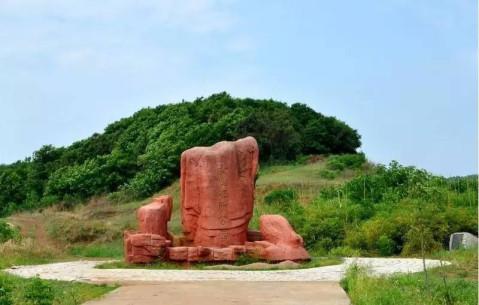 明光市风景名胜 女山地质公园,坐落于安徽省明光市东北部女山湖镇