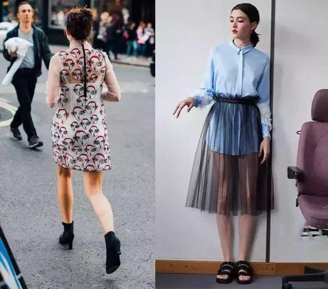 今夏仙气十足的纱裙才是主流, 因为显瘦 19