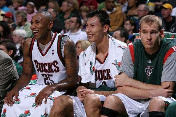 NBA最强5位亚裔球员, 只有2人获得成功, 周琦还差得远(图3)