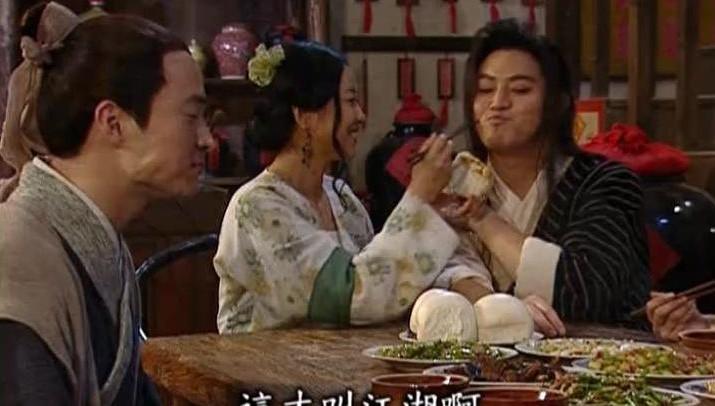 武林外传精彩片段: 三分钟如何毁掉一桌人的好心情
