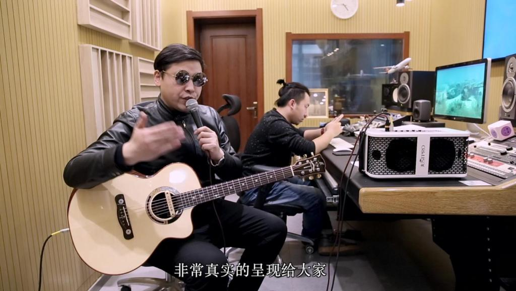 【美丽达吉他】【杰斯普拾音器】Justpro音孔拾音器评测(演示: 郝浩涵&张强