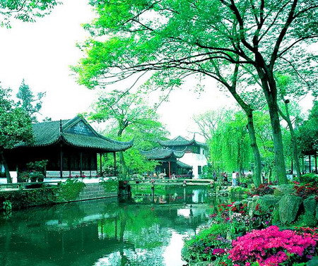 苏州园林的四大名园介绍