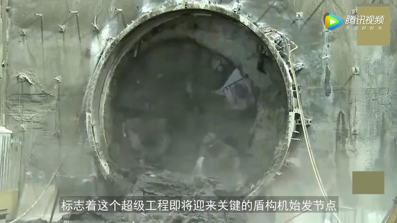 中国再建海底隧道,投资60亿元,中国果然是基建狂魔!